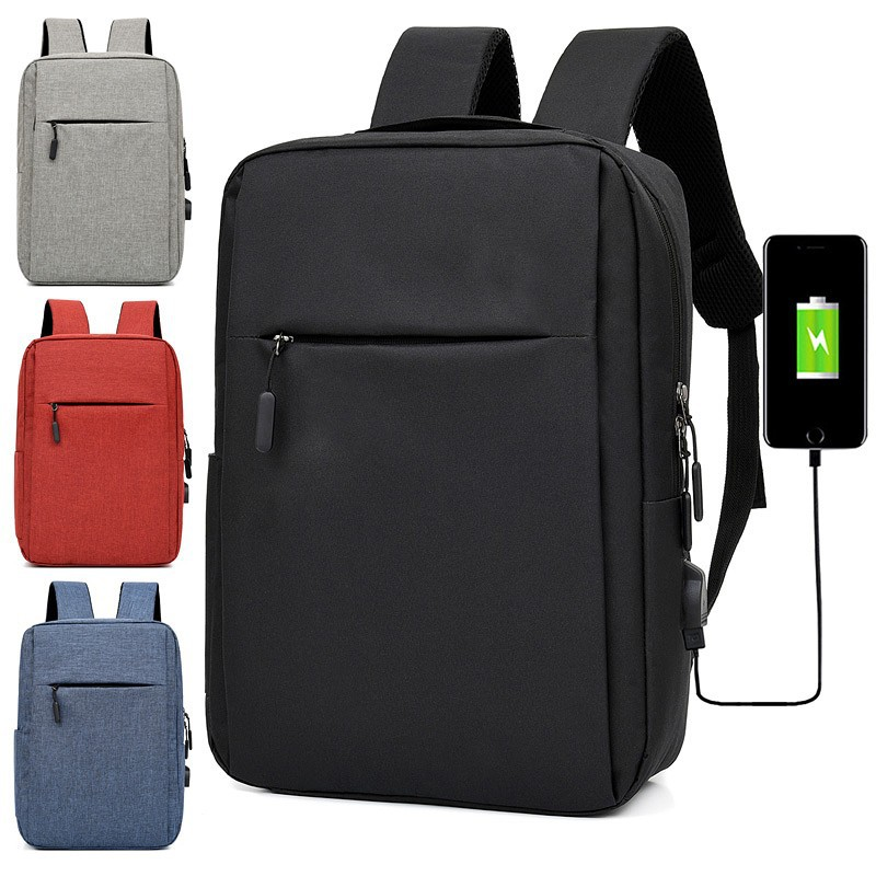 16Inch Laptop Backpack Waterproof Business Backpack Laptop Anti Theft Large Capacity Backpacks Travel Bags USB Back Pack Men Bag