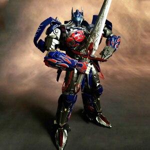 Image 3 - Figuras de acción de Transformaton UT R 02, juguetes únicos, R 02B R02 R 02V, Comandante OP, obra maestra, MPM Knight Warrior, modelo de Robot, Juguetes
