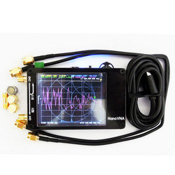 NanoVNA Vector Network Analyser Antenna Analyser Shortwave MF HF VHF UHF Genius