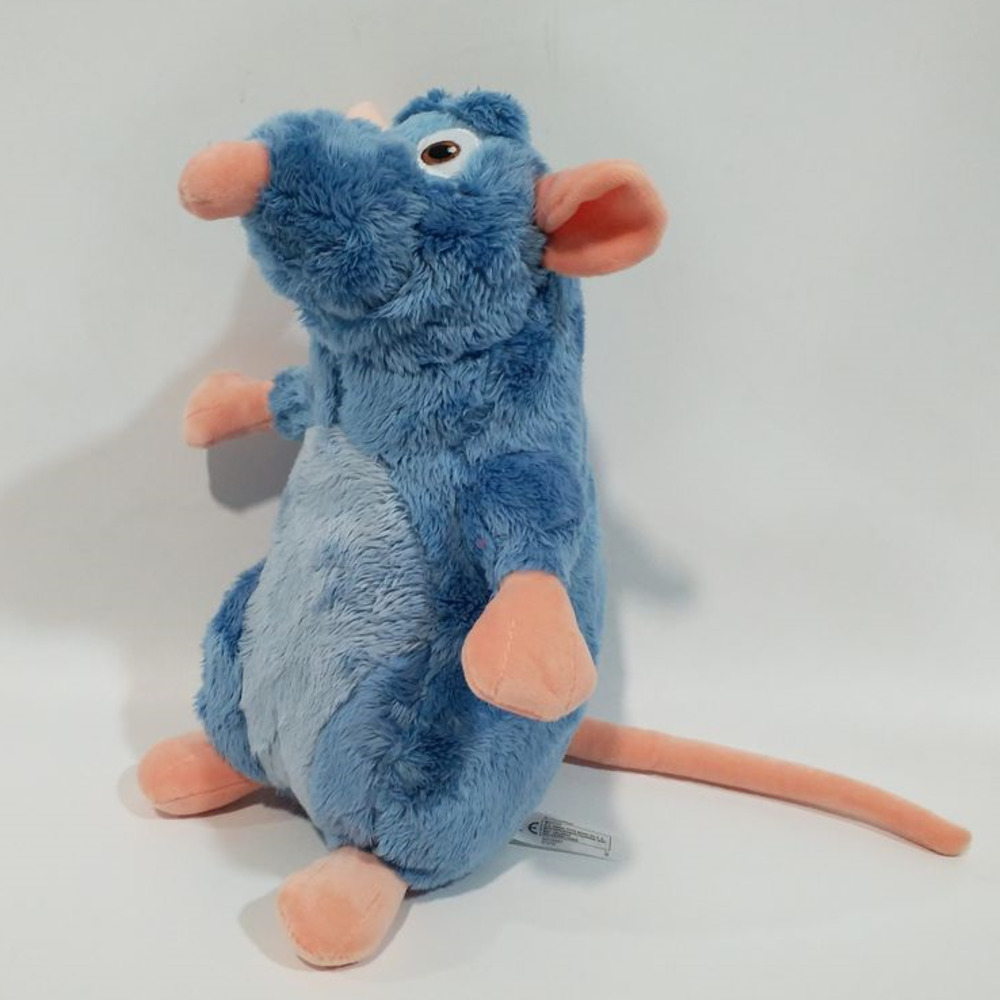25CM Ratatouille Remy Mouse Plush Toy Doll Cute Stuffed Animals Rat Soft Toy For Children Kid Gifts