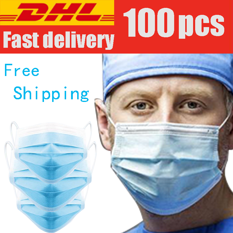 DHL Fast free Shipping Dustproof Face Mouth Mask Windproof Safety Masks pm2.5 Home Proof Face Mouth Mask breathing mask|Masks| |  - title=