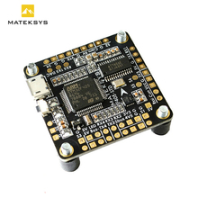 Matek F405 STD STM32F405 BetaFlight OSD BEC SD Card Slot Flight Controller for RC FPV Racing Freestyle Long Range 4S 6S Drones