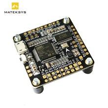 Matek F405 STD STM32F405 betaflight osd bec sdカードスロットフライトコントローラーrc fpvレースフリースタイル長距離 4s 6sドローン