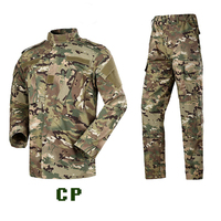 Nieuwe Us Army Navy Bdu Cp Multicam Camouflage Pak Militair Uniform Tactical Combat Airsoft Farda Alleen Jasje & Broek|camouflage airsoft|us jacketjacket jacket -