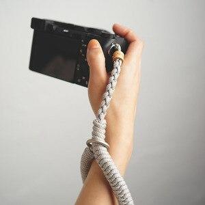 Image 5 - Correa de mano para cámara, cordel exclusivo Mr. Stone, tejido a mano, cuerda colgante