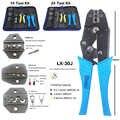 공구 세트 압착 펜치 와이어 스트리핑 플라이어 및 3 개의 턱 101a/06wf2c/2546b 다양한 터미널 용 커넥터 핸드 툴