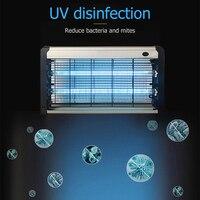 UV Ozone Germicidal Light Kill Mite Eliminator Bedroom Disinfection Lamp Tube UVC Germicidal Light Sterilizing Lights 20/30W