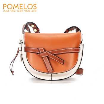 Women Bag Fashion High Quality Split Leather Brand Luxury Shoulder Bag Crossbody Bags for Women Purses and Handbags Small Size