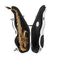 Alto Saxophone Mute Sax Partner Sax Silencer Saxophone Accessory Parts White Woodwind Instruments Parts Accessories