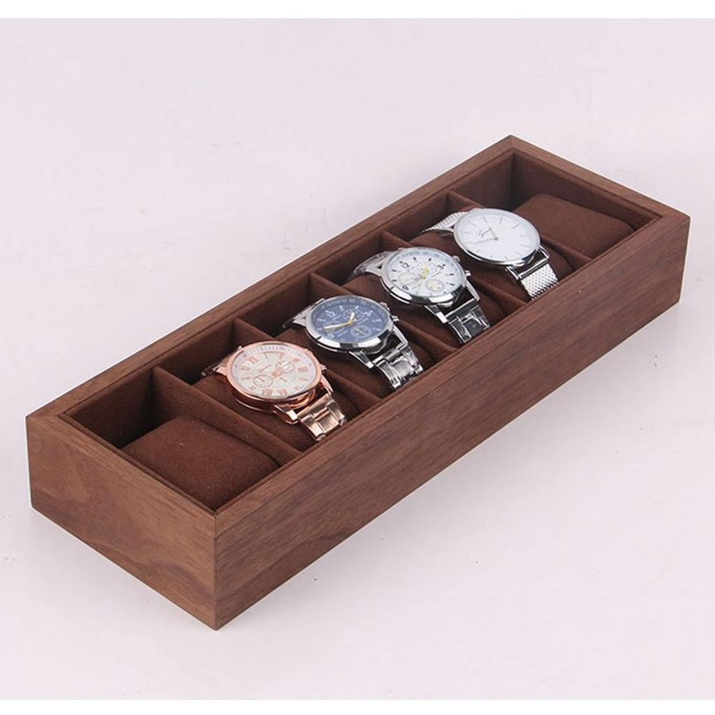 Caixas de relógio
