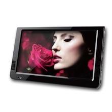 Portable 10 Inch Tft Led 1080P Hd Pvr Dvbt2 Digital Analog Mini Tv