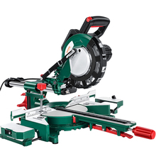 Tie Saw Aluminum Machine Cutting Saw Miter Saw High Precision Oblique Saw Sliding Push Household Saw Woodworking Cutting Machine