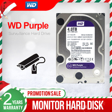 "Western Digital WD Surveillance Purple 4TB 3.5"" internal HDD SATA 6.0Gb/s Hard Drive for cctv  DVR surveillance Camera IP"