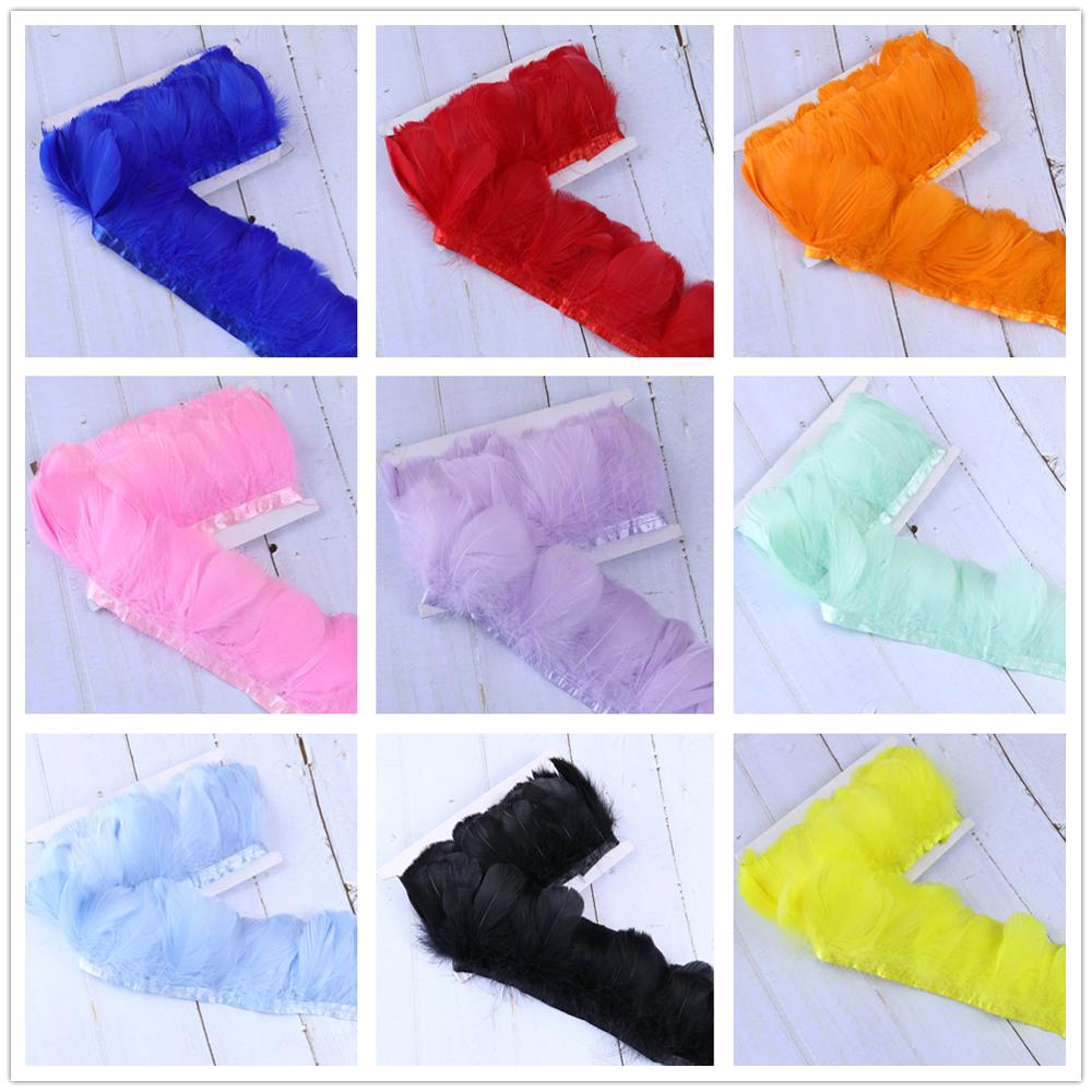 top 10 white goose feather trims 1 meters near me and get free ...