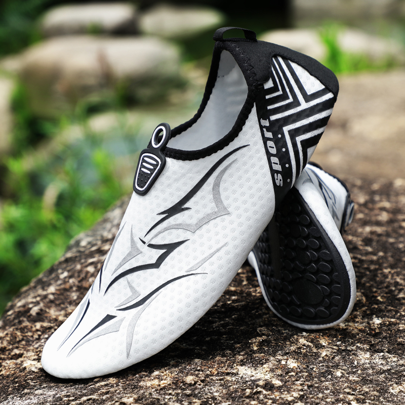 2021 new men's sports shoes quick-drying beach shoes women's breathable sports shoes swimming hiking sports shoes