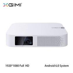 90% - 99% новый оригинальный XGIMI Z6 Polar Смарт проектор 1080P Full HD 700 ANSI люмен LED DLP Проектор для домашнего кинотеатра Android WiFi Bluetooth
