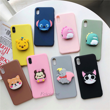 Cute Stand Soft Case For OPPO A33 A39 A3