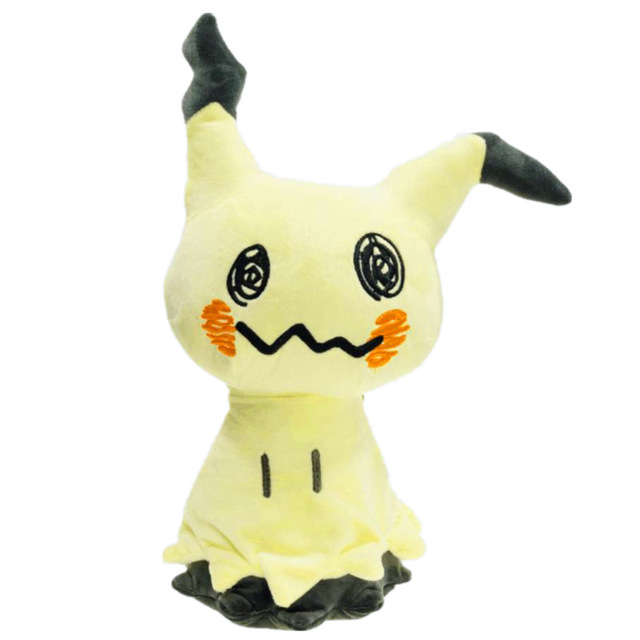 Mimikyu Soft Stuffed Animal Doll Plush Toy 18CM 100G