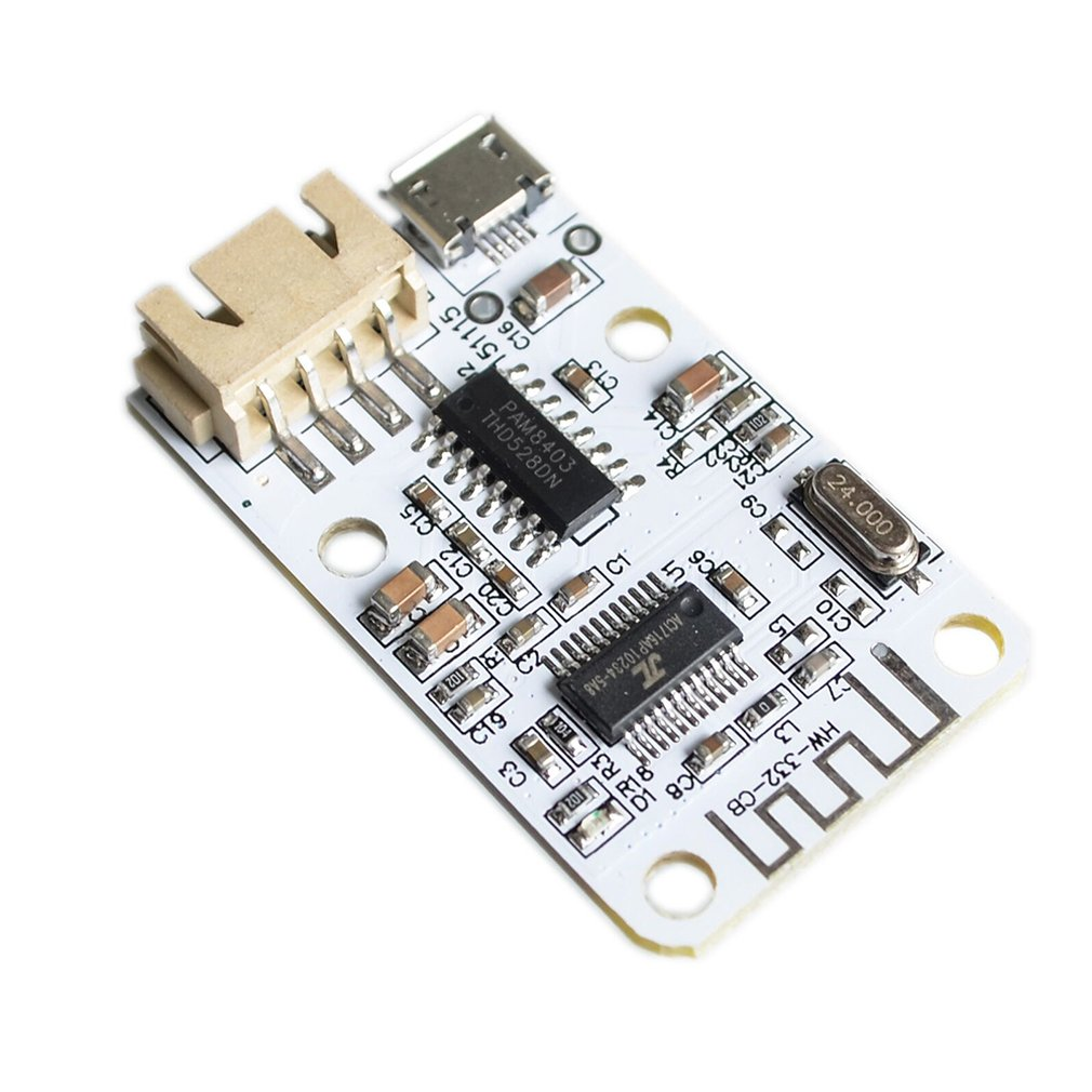 Mini Audio Digital Amplifier Board Usb Powered Receive Digital Power Amplifier Module
