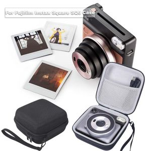 Image 2 - กระเป๋าเก็บกล่องกรณีป้องกันแบบพกพากันกระแทกสำหรับ Fujifilm Instax Square SQ6 กล้อง