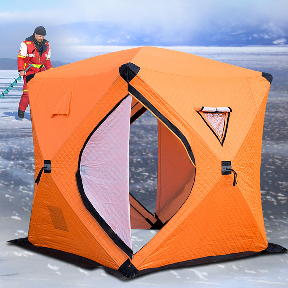 Professional Camping Tent With Transparent Window Design For Fishing And Travelling 1