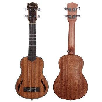 21 pulgadas niños regalo ukelele Mini 4 cuerdas Hawaii guitarra para el aprendizaje de música y el rendimiento
