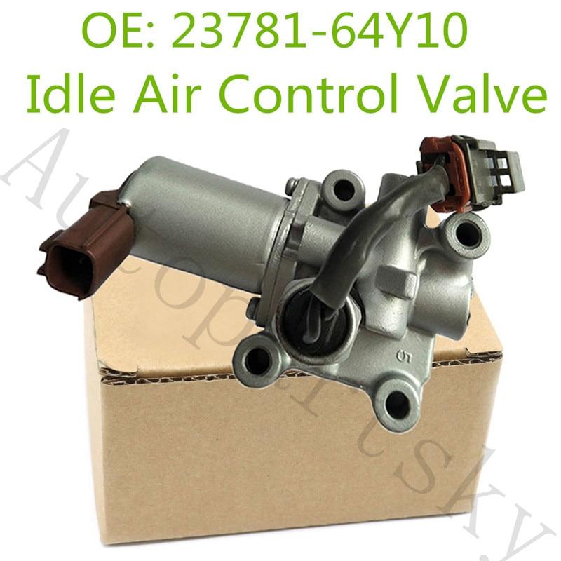 23781-64Y10 OEM Remanfactured 高品質アイドルエアコントロールバルブ日産 91-99 2378164Y10 セントラ 200SX インフィニティ G20 AAC87-16