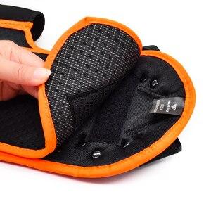 Image 3 - WOSAWE protezione per la schiena del motociclo per bambini gilet pattinaggio a rotelle sci speciale rimovibile sport supporto per la schiena per bambini armatura protettiva