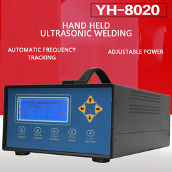 Hand Held Ultrasonic Waterproof Board Welding Machine Tunnel Plastic Hot Melt Washer Spot Welder