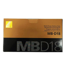 Мульти упаковка батареек ручка MB-D18 MBD18 MB D18 для цифровой камеры Nikon D850