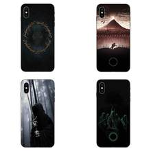 Hobbit Lord Of The Ring Lotr Art For Xiaomi Redmi Note 3 3S 4 4A 4X 5 5A 6 6A 7 7A K20 Plus Pro S2 Y2 Y3 Soft TPU Capa Case(China)