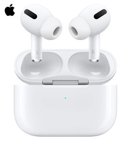 Original Apple Airpods Pro Wireless Bluetooth Earphone Active Noise Cancellation with Charging Case Quick Charging