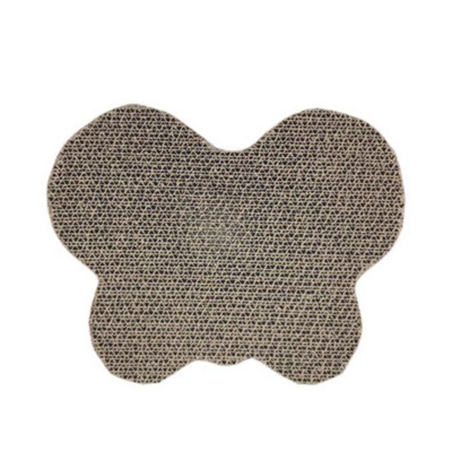 Кошка скребок для доски гофрированный Бумага Когтеточка игрушка