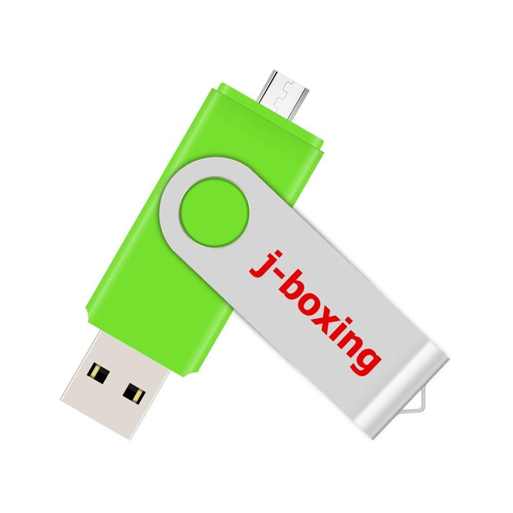 US Stock 50PCS 1G-32G USB Flash Drives Swivel Thumb Flash Memory Stick Pen Drive