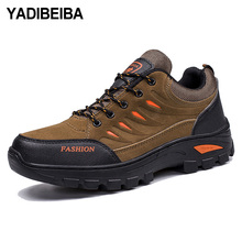 2020 New Men Casual Shoes Outdoor Hiking
