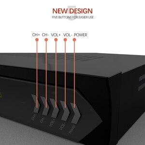 Image 4 - Satellite TV Receiver Decoder Tuner AV2018 Fully HD DVB S2 Receptor support NIT Search OTA FTP upgrade IKS BISS Youtube TV BOX