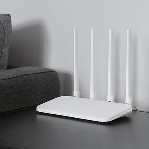 Image 5 - Xiaomi Mi WiFi Router 4C 64MB 300Mbps 2.4G 4 Antennas Smart APP Control High Speed Wireless Router WiFi Repeater for Home Office