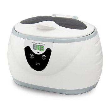 JP-3800S Household Ultrasonic Disinfection Cleaner Glasses Jewelry Cleaner Home Portable Small ultrasonic cleaner