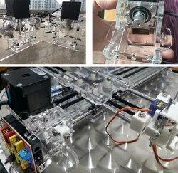Schreiben roboter Nachahmung handschrift AXIDRAW schreiben maschine Plotter Laser gravur Schreiben roboter