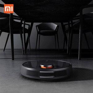 Image 3 - Xiaomi Mijia גורף לשטוף רובוט STYJ02YM Mi שואב אבק לבית אוטומטי אבק לעקר חכם מתוכנן WIFI APP בקרה