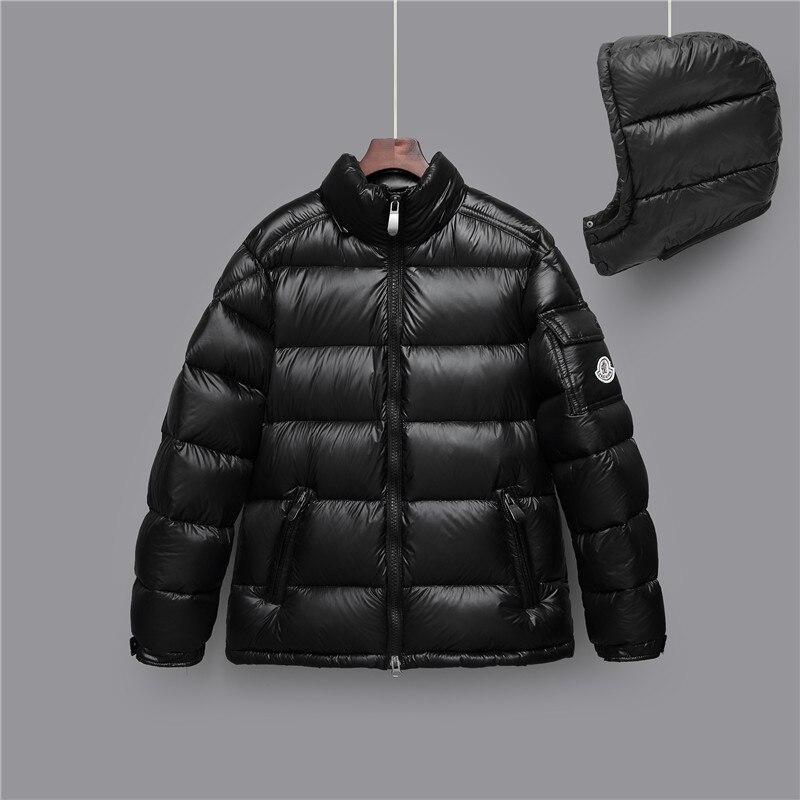 2019 Monclair Men Or Women Puffer Down Coat  Jacket Thick Warm Outerwear Winterjacke Herren Male Parkas Erkek Montlar Erkek Mont
