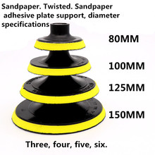 1pcs 3/4/5 inch Sanding…