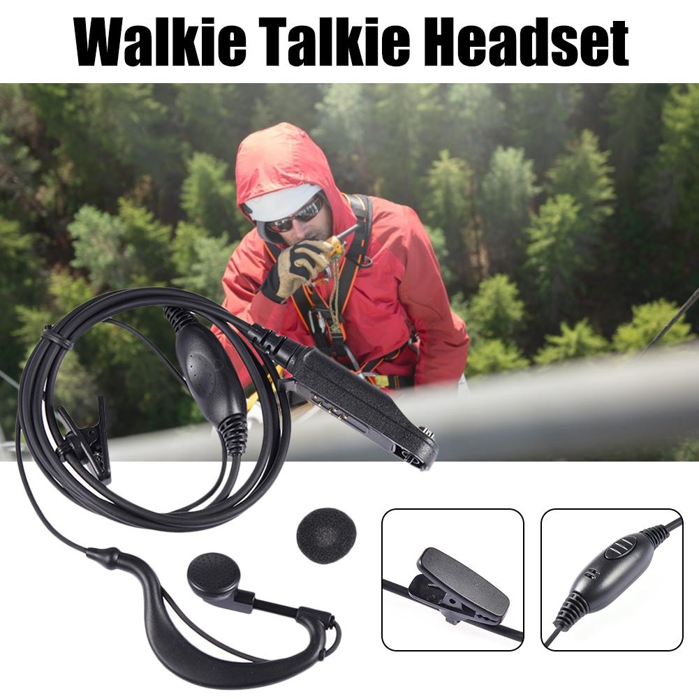 Earpiece Walkie Talkie Headset For Baofeng UV-9R Uv9r BF-9700 BF-A58 For All Baofeng Waterproof Two Way Radio Earphone