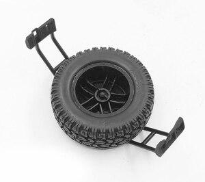 Image 3 - المعادن عجلة احتياطية حامل ل TRX TRX 4 G500