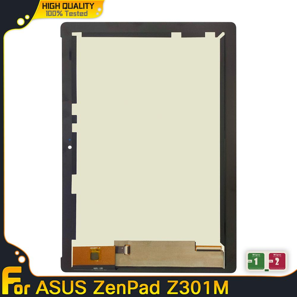 Original LCD para ASUS Zenpad 10 Z300M pantalla Z301M Z301ML Z301MF Z301MFL pantalla LCD pantalla táctil sentido Assembly Replacement