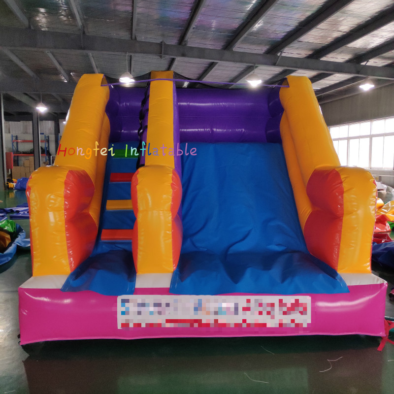 Factory Directly Mini Inflatable Land Slide/outdoor Indoor Inflatable Slide For Sale