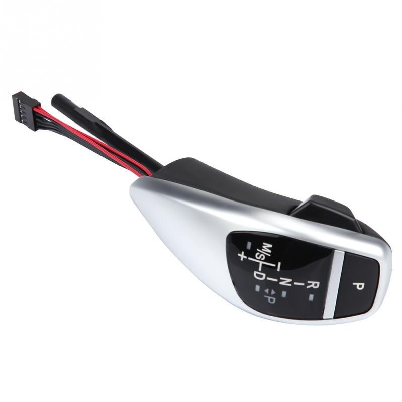 Für BMW Auto änderung LHD Automatische LED Schaltknauf Shifter Hebel für BMW E46 E60 E61 Schaltknauf kopf - 4