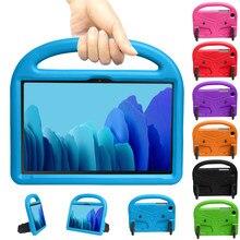 Para samsung galaxy tab a7 tablet caso childs eva suporte seguro lidar com tablet escudo capas para samsung tab a7 10.4 polegada SM-T500 t505
