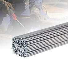 Varillas de soldadura de aluminio de baja temperatura, 5, 10, 20, 1,6mm, soldadura 2019, 50 Uds., 2mm, sin necesidad de polvo, X2W2