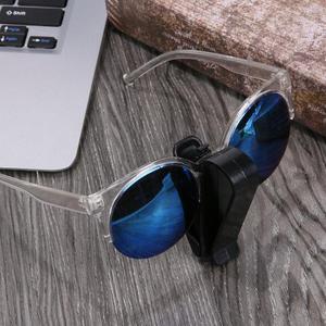 Автомобильный солнцезащитный козырек VODOOL, держатель для солнцезащитных очков, держатель для очков, ручка для карт, солнцезащитный козырек, ...